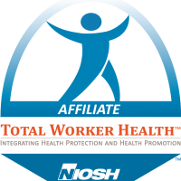 Honored as one of first affiliates in new NIOSH Total Worker Health program